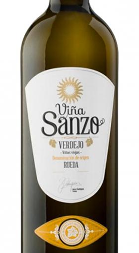 Viña Sanzo Verdejo Viñas Viejas Blanco