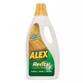 Limpiahogar suelos madera Alex 1,5 l.
