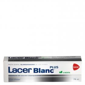 Dentífrico blanqueante sabor menta Lacer 150 ml.
