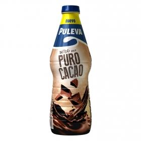 Batido de puro cacao Puleva botella 1 l.