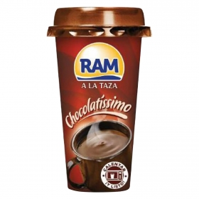 Chocolatíssimo a la taza