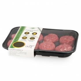 Hamburguesa de Vacuno Burger Meat Mini El Encinar de Humienta (8x45) 360 g