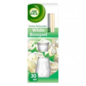 Ambientador de varitas perfumadas white bouquet