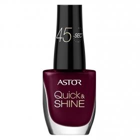 Esmalte de uñas Quick & Shine nº 525 Loving Fuschia Astor 1 ud.