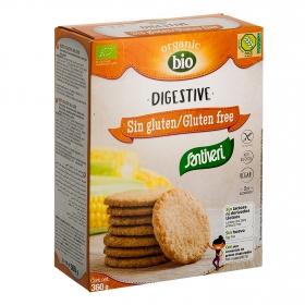 Galletas Digestive bio sin gluten y sin lactosa