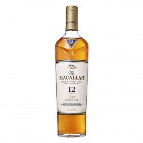 Whisky Macallan escocés 12 años 70 cl.