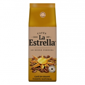Café grano natural La Estrella 500 g.