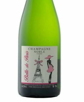 Belle de Paris Brut Champán