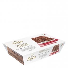 Solo con chocolate Italia 450 g.