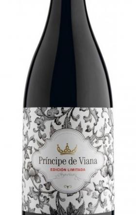 Principe de Viana Edición Limitada Tinto