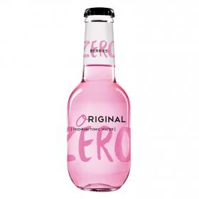 Tónica Original Zero Berries premium botella 20 cl.
