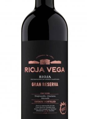 Rioja Vega Tinto Gran Reserva