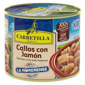 Callos con jamón Carretilla 630 g.