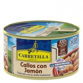 Callos con jamón Carretilla 380 g.