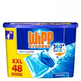 Detergente Duo en cápsulas 360º