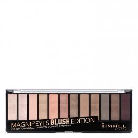 Paleta de sombras Magnif'eyes Blush Edition nº 002 Rimmel 1 ud.
