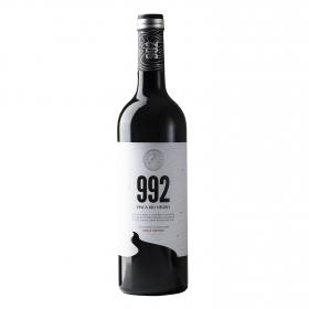 Vino tinto 992 Finca Rio Negro 75 cl.