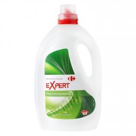 Detergente líquido Expert Carrefour 66 lavados.