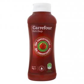 Ketchup Carrefour envase 1 kg.