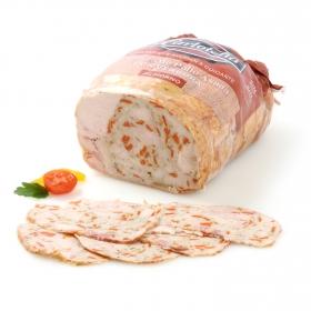 Pechuga de pollo al horno con verdura La Carloteña envase 200 g aprox