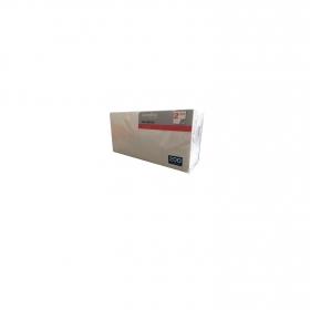 Servilletas blancas 2 capas de celulosa 30x9 cm. Carrefour Home 200 ud.