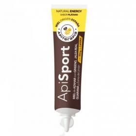 Producto enérgetico natural sabor plátano Apisport 75 g