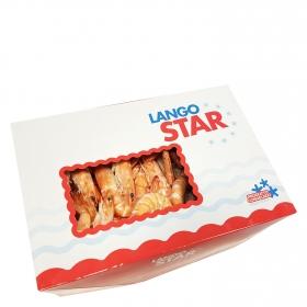 Langostino cocido Langostar 1500 g.
