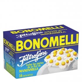 Manzanilla en bolsitas Bonomelli 14 ud.