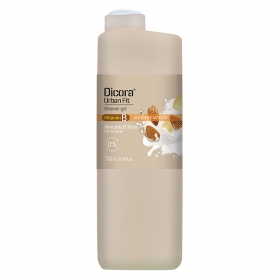 Gel de ducha Urban Fit Vitamina B almendras y nueces