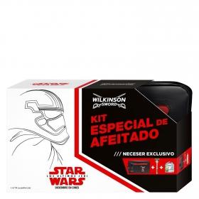 Kit especial de afeitado Star Wars