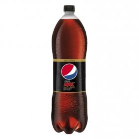 Refresco de cola Pepsi Max zero cafeína zero azúcar botella 2 l.