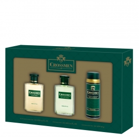 Estuche Colonia (Colonia 100 ml. + After Shave 100 ml. + Deo spray 150 ml.)