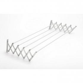Tendederos extensible de Aluminio 2 Tenderfill 122cm - Gris
