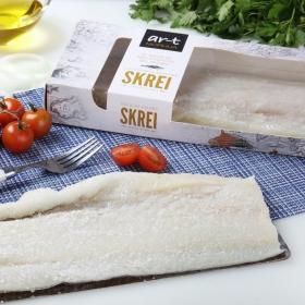 Bacalao salado filete Skrei