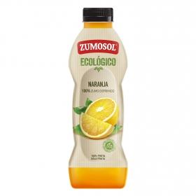 Zumo ecológico naranja