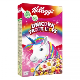 Cereales Unicorn Froot Loops