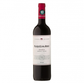 Vino D.O. Rioja tinto crianza Marqués de Atrio 75 cl.