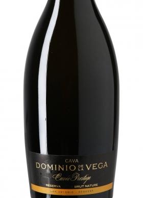 Dominio de la Vega Cuvée Prestige Brut Nature Cava 2014