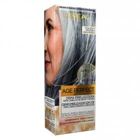 Crema embellecedora no permanente Age Perfect Gris Perla L'Oréal 1 ud.