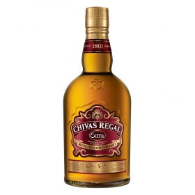 Whisky Chivas Regal escocés extra 70 cl.