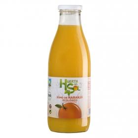 Zumo de naranja ecológico