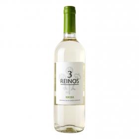 Vino D.O. Rioja blanco 3 Reinos 75 cl.