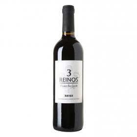 Vino D.O. Rioja tinto 3 Reinos 75 cl.