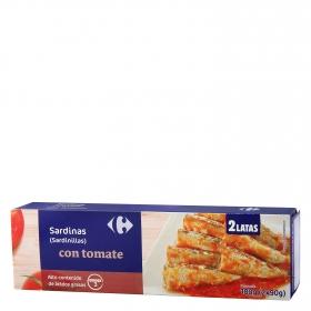Sardinillas con tomate Omega 3
