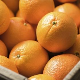 Naranja caja