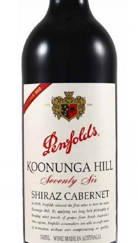 Koonunga Hill 76 Tinto 2015