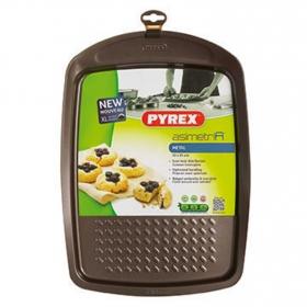Bandeja Horno PYREX 33X25  cm - Negro