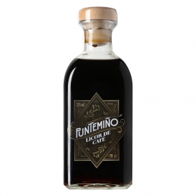 Licor de café Puntemiño 70 cl.