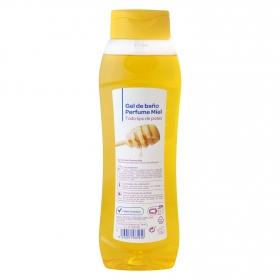 Gel de baño perfume miel