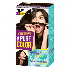 Tinte #Pure Color 4.0 mysterious brown